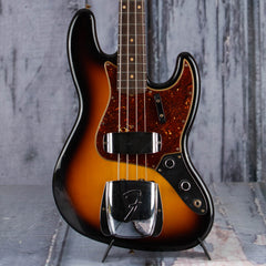 Fender 1960 Journeyman Relic Jazz Bass, Faded 3-Color Sunburst