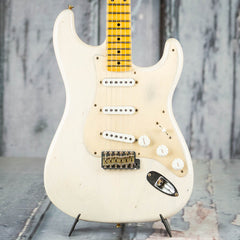 Fender 2019 Limited Edition '55 Dual-Mag Strat Journeyman Relic, Aged White Blonde
