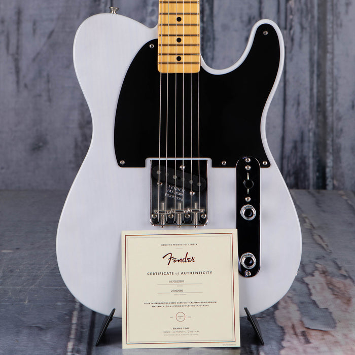 Fender 70th Anniversary Esquire, White Blonde