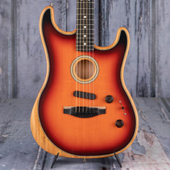 Fender American Acoustasonic Stratocaster Acoustic/Electric, 3-Color Sunburst