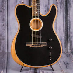 Fender American Acoustasonic Telecaster Acoustic/Electric, Black