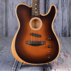 Fender American Acoustasonic Telecaster Acoustic/Electric, Sunburst