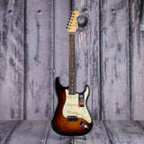 Fender American Elite Stratocaster, Ebony Fingerboard, 3-Color Sunburst, front