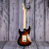 Fender American Elite Stratocaster, Ebony Fingerboard, 3-Color Sunburst, back