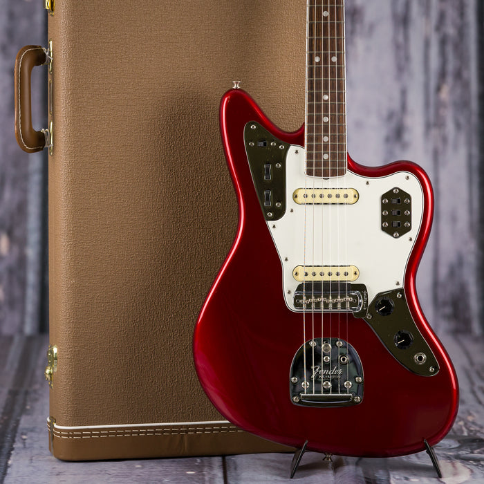 Fender American Original 60s Jaguar - Candy Apple Red