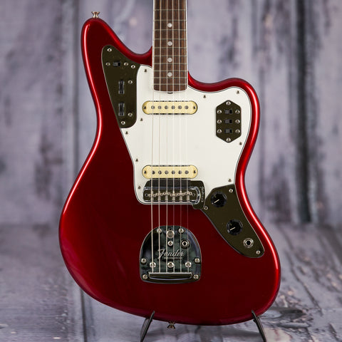 Fender American Original 60s Jaguar Candy Apple Red