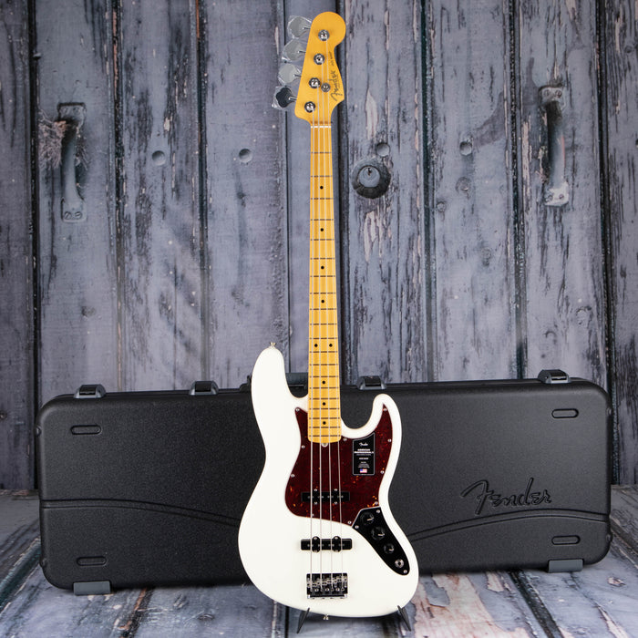 Fender American Professional II Jazz Bass, Olympic White
