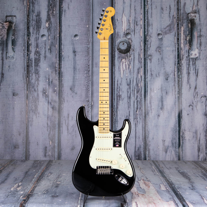 Fender American Professional II Stratocaster, Black