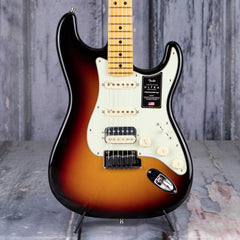 Fender American Ultra Stratocaster HSS, Maple Fingerboard, Ultraburst