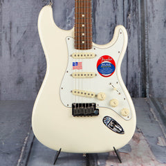 Fender Artist Series Jeff Beck Stratocaster, Olympic White