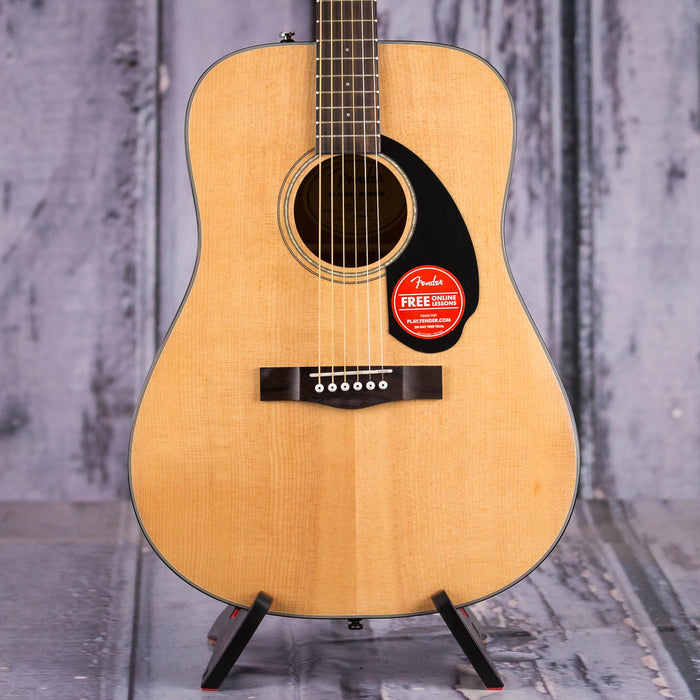 Fender CD-60S Dreadnought, Natural