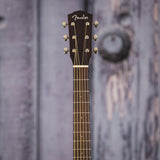 Fender CP140SE parlor electric acoustic guitar v5
