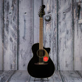 Fender California Series Newporter Player, Jetty Black, front