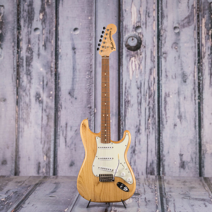 Fender Classic Series '70s Stratocaster, Natural *Demo Model*