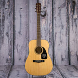 Fender DG8S dreadnought acoustic guitar pack natural v3