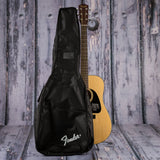 Fender DG8S dreadnought acoustic guitar pack natural v9