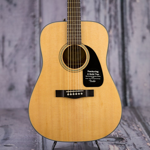 Fender DG-8S dreadnought acoustic guitar pack - natural