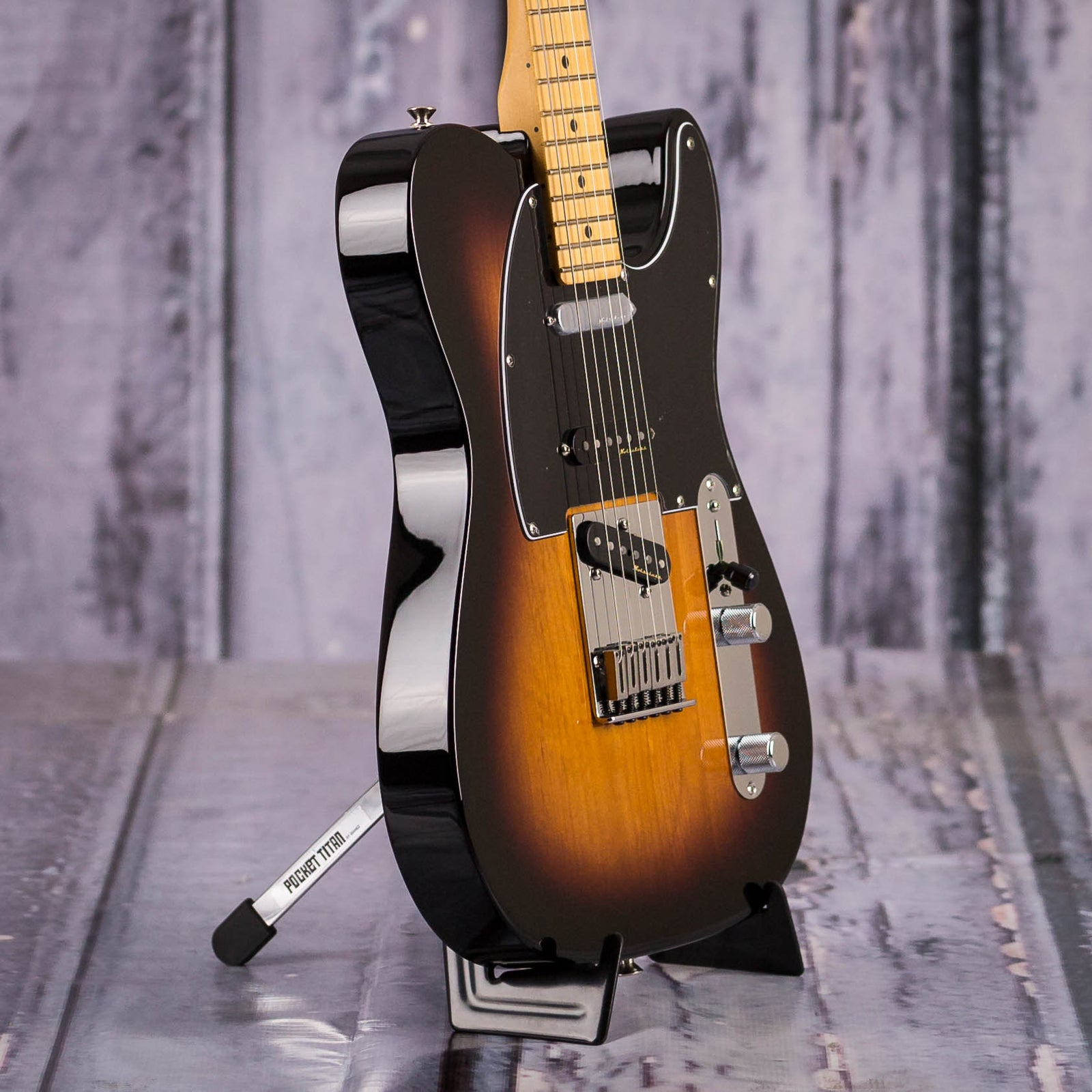 fender deluxe nashville tele two color sunburst for sale replay guitar. Black Bedroom Furniture Sets. Home Design Ideas