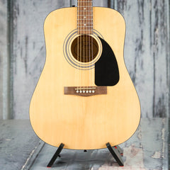 Fender FA-115 Dreadnought Guitar Pack, Natural