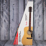 Fender FA-115 Dreadnought Pack, Natural, package