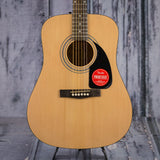 Fender FA-115 Dreadnought Pack, Natural, front closeup