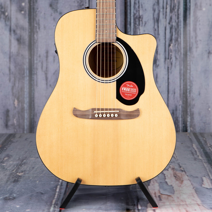 Fender FA-125CE Dreadnought Acoustic/Electric, Natural
