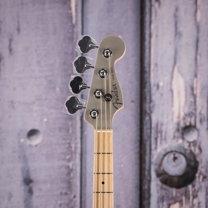 Fender Flea Signature Active J-Bass, Satin Inca Silver