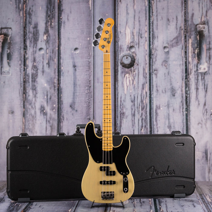 Fender Limited Edition '51 Telecaster PJ Bass, 2018, Blonde