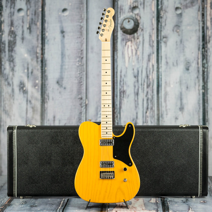 Fender Limited Edition Cabronita Telecaster, Butterscotch Blonde *Demo Model* FLE09562