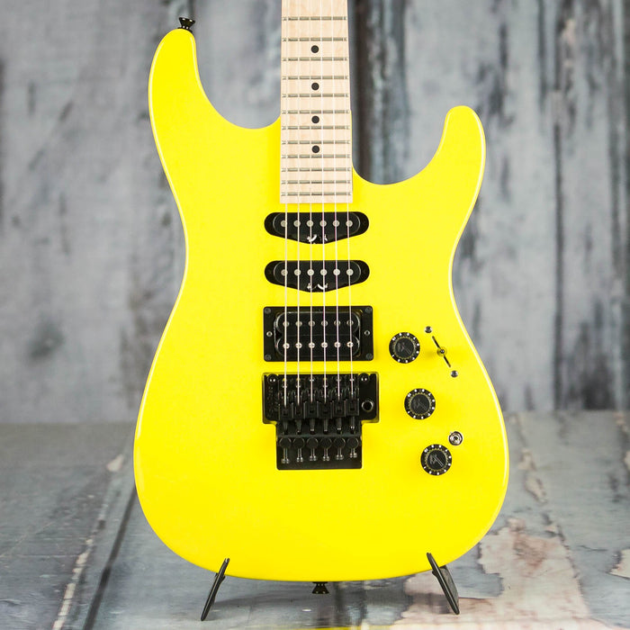 Fender Limited Edition HM Stratocaster, Frozen Yellow
