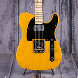 Fender Limited Edition Professional Telecaster with Shawbucker, Butterscotch Blonde, front closeup