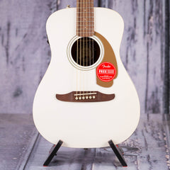 Fender Malibu Player Acoustic/Electric, Arctic Gold