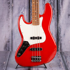 Fender Player Jazz Bass Left-Handed, Sonic Red