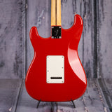 Fender Player Series Stratocaster, Pau Ferro Fingerboard, Sonic Red, back closeup