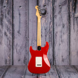 Fender Player Series Stratocaster, Pau Ferro Fingerboard, Sonic Red, back