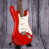 Fender Player Series Stratocaster, Pau Ferro Fingerboard, Sonic Red, angle