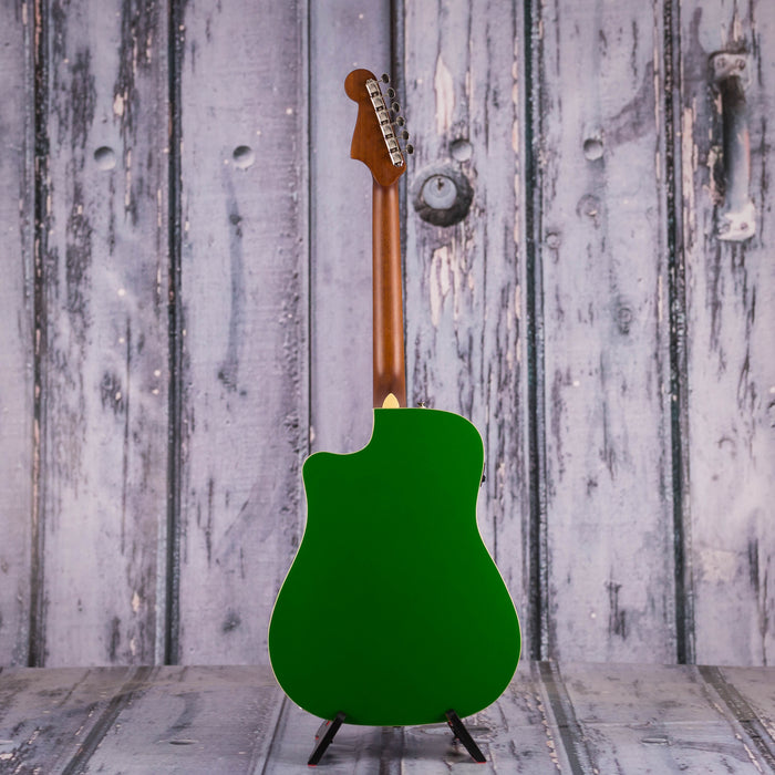 Fender Redondo Player Acoustic/Electric, Electric Jade *Demo Model*