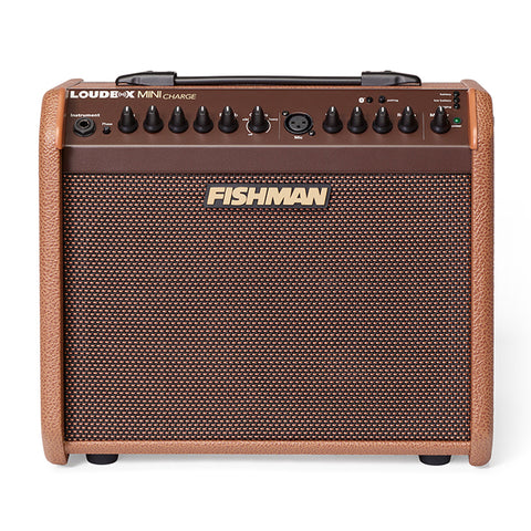 Fishman Loudbox Mini Charge Battery-Powered Acoustic Instrument Amplifier, front