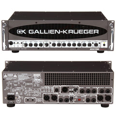 Gallien-Krueger 2001RB - 1080w bass head *Demo Model*