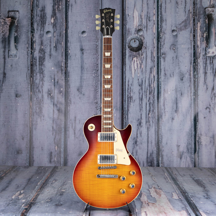 Gibson Custom Shop 60th Anniversary 1960 Les Paul Standard V3 VOS, Washed Bourbon Burst