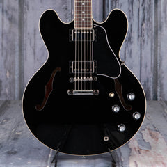 Gibson USA ES-335 Semi-Hollowbody, Vintage Ebony