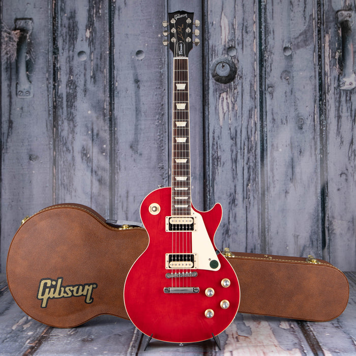 Gibson USA Les Paul Classic, Translucent Cherry