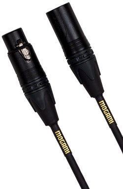 Mogami Gold Stage 20' Microphone Cable