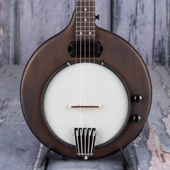 Gold Tone EB-5 Electric Banjo, Brown Stain