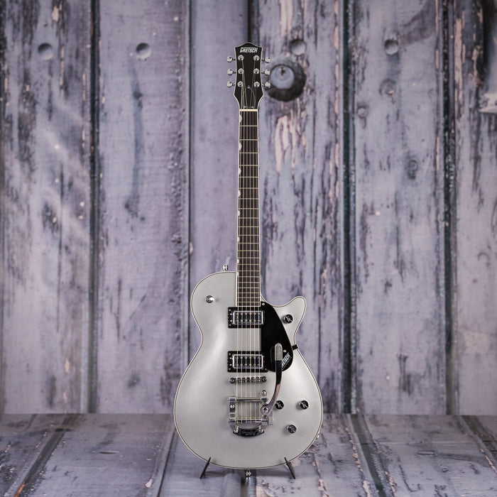 Gretsch Electromatic Jet Single-Cut w/Bigsby, Airline Silver
