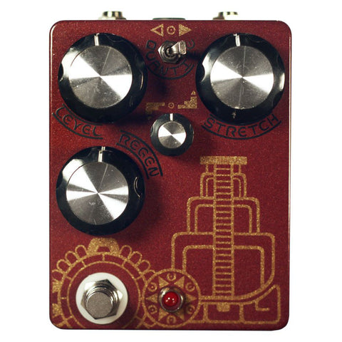 Hungry Robot El Castillo Arpeggiating Reverb Pedal