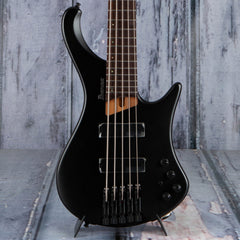 Ibanez Bass Workshop EHB1005 5-String Bass, Black Flat