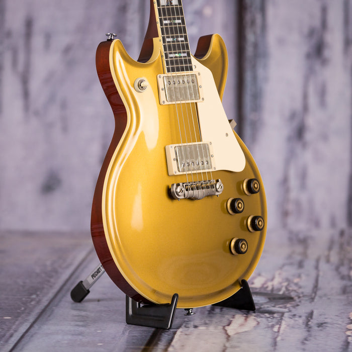 Ibanez CBM100 Coy Bowles Signature Guitar, Gold Metallic