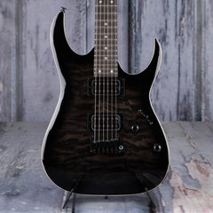 Ibanez GRGA120QA, Transparent Black Sunburst