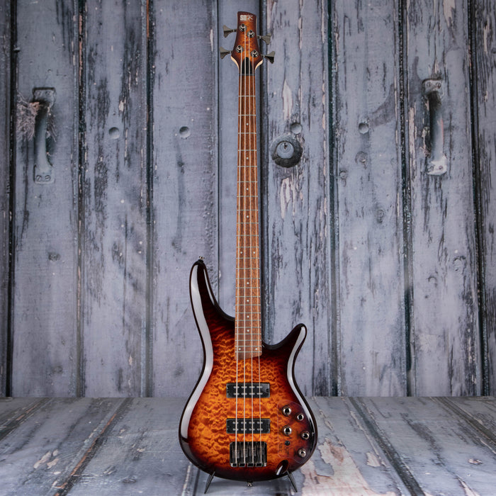 Ibanez Standard SR400EQM Bass, Dragon Eye Burst